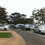 Foto de Huskisson White Sands Tourist Park