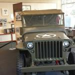 The General's Jeep (replica)