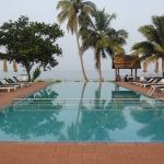 Abad Whispering Palms Lake Resort Foto
