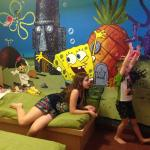spongebob suite