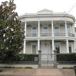 A home in the Garden District