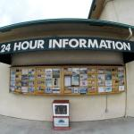 24 Hour Information at the Yosemite Sierra Visitors Bureau.