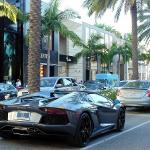 rodeo drive fancy cars