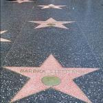 walk of fame, barbara's star