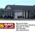 Foto Bays Inn & Suites Baytown
