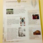 La storia del Goodenough Club, residenza d'epoca
