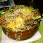 """THE best mac n' cheese I've had in my life!!  (bacon crusted pepper jack """"mac attack"""")"""