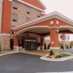 Holiday Inn Express & Suites-University Area Foto