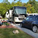 Cherry Hill Campground Convenient to Washington DC