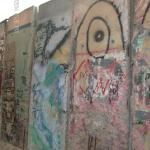 Berlin wall at the Museum