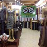 Front of shop.