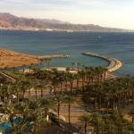 View to Eilat