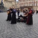 Talented gypsy musicians