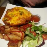Kings Head Chicken Parmo (Hot)!!!