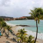View from the room and property next door!
