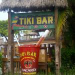 tiki bar! Home of the rum runner!