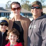 We booked a whale watching trip in Laguna