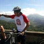 bike tour de kintamani