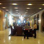 Main Lobby - very grand appearance