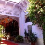 Kothi Heritage.. the portico area