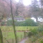 Dalegarth Guest house, view from Lake