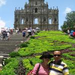 Foto di Ruins of St. Paul's Cathedral