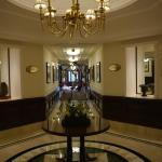 The theme is carried throughout the hotel
