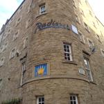 Photo de Radisson Blu Hotel, Edinburgh