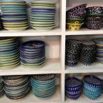 blue pottery shop