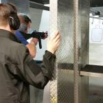 Shooting the Mp5 as part of the Full month package