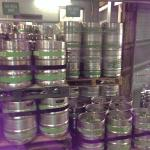 They have keg delivery to you home