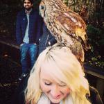 having fun with the owls