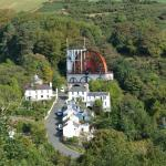 The Lady Isabella Water Wheel at Laxey, Isle of Man