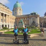 Us on our Segways