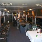 The bar car