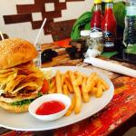 one the best burgers in seminyak