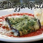 Grilled Eggplant Roll
