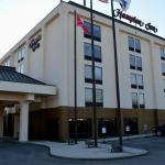 Bilde fra Hampton Inn Knoxville Airport