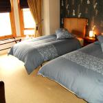 Our spacious Twin Room