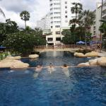 Foto di Jomtien Palm Beach Hotel & Resort