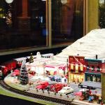 Train/Polar Express Display