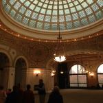 In the Chicago Cultural Center