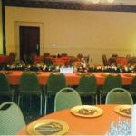 Drury Inn ballroom. Decorated for our Pastor Appreciation Banquet.