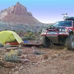 Canyoneering Basecamp Trip in Greater Canyonlands.