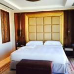 Bedroom of the Diplomatic Suite