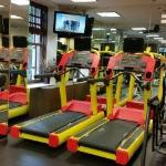 Hotel Belleclaire: I loved the new gym