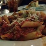 Penne Bolognese was delicious!!