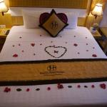 Specially designed for couple room