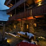 Residence inverno notte