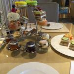 Afternoon Tea - Club Lounge